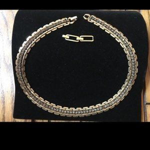 Stella & Dot Jolie Sparkle Chain Necklace 18""